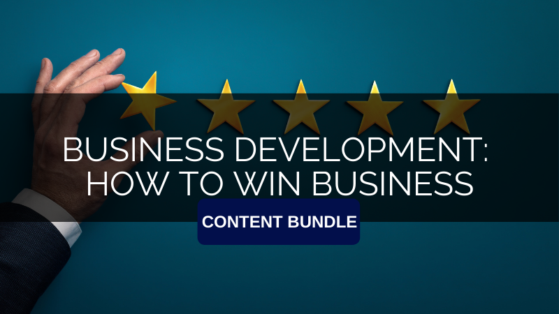 Content bundle: BD - How to win business