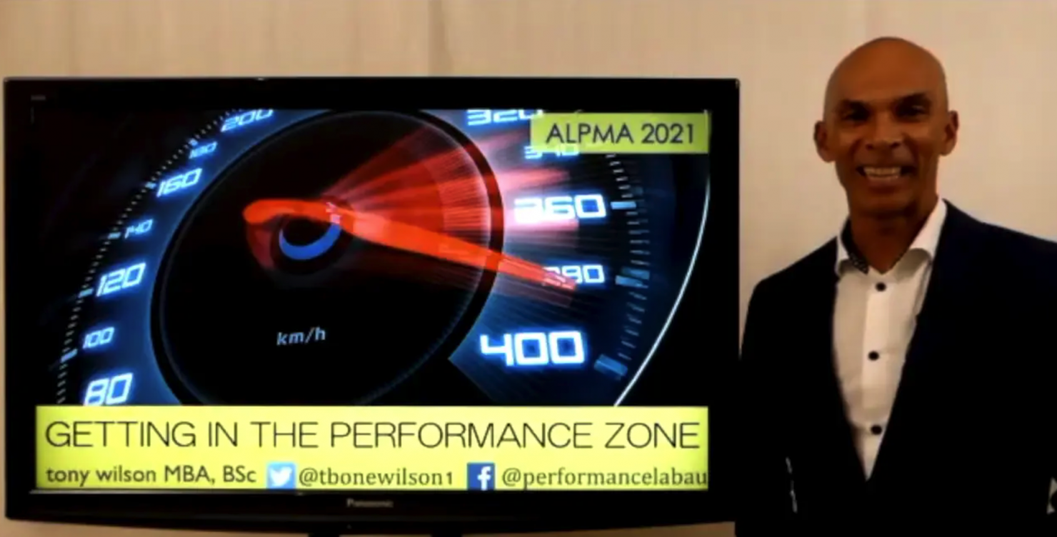 2021: Get back in the performance zone