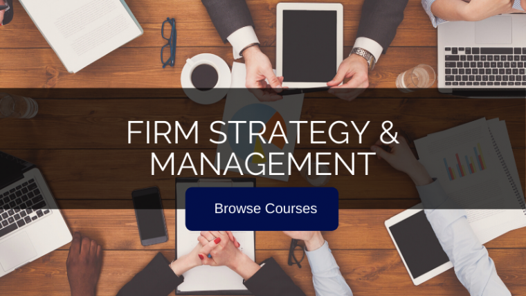 Firm Strategy & Management